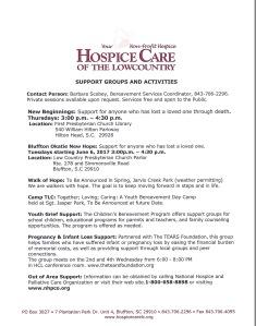 bluffton hospice